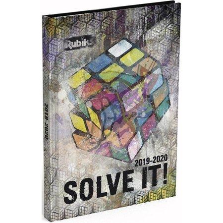 Non-License Agenda Rubik`s Cube 2019/2020