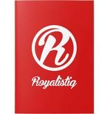 RoyalistiQ Schrift Royalistiq A4 gelijnd