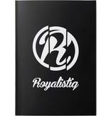 RoyalistiQ Schrift Royalistiq A4 geruit