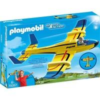 Waterzweefvliegtuig Playmobil