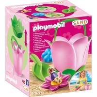 Bloemenemmer Playmobil