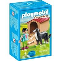 Jongen met hond Playmobil