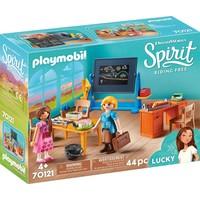 De klas van Mevrouw Flores Playmobil