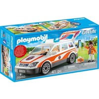 Mobiel medisch team Playmobil