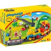 1.2.3. Mijn eerste trein Playmobil