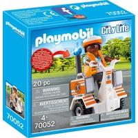 Eerste hulp balans racer Playmobil