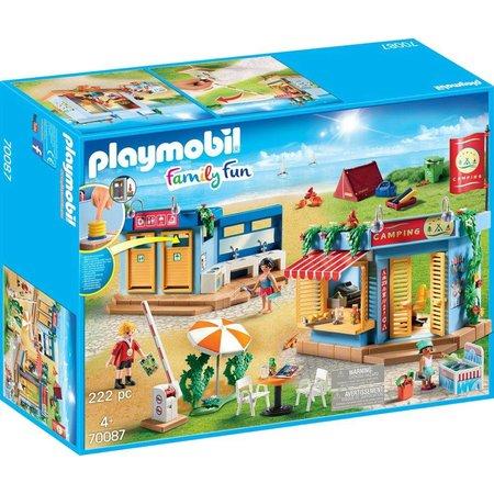 Playmobil Grote camping Playmobil