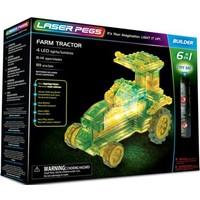 Tractor Laser Pegs 6 in 1