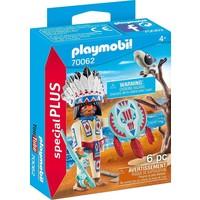 Inheems stamhoofd Playmobil