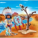 Playmobil Inheems stamhoofd Playmobil