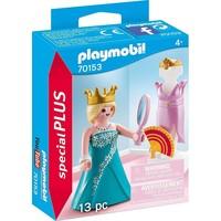 Prinses met paspop Playmobil