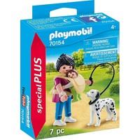 Mama met baby in draagzak Playmobil