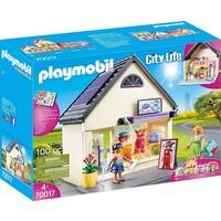 Mijn modehuis Playmobil