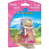Prinses met hond Playmobil