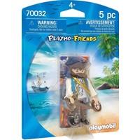 Piraat met compas Playmobil