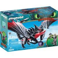 Dodenklauw en Grimmel Playmobil