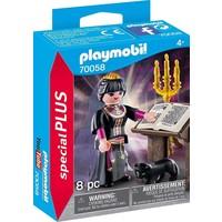 Heks met toverboek Playmobil