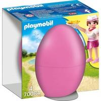 Ei Dienster met kassa Playmobil