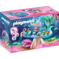 Schoonheidssalon met zeemeermin Playmobil