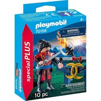 Oosterse krijger Playmobil