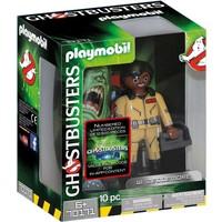 W. Zeddemore Ghostbusters Playmobil
