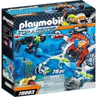Spy Team Bemande onderwaterrobot Playmobil