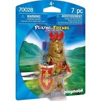 Koninklijke ridder Playmobil