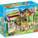 Playmobil Boerderij met silo en dieren Playmobil