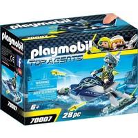 S.h.a.r.k. Team Raketscooter Playmobil