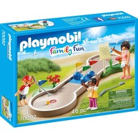 Minigolf Playmobil