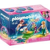 Meerminnenfamilie Playmobil