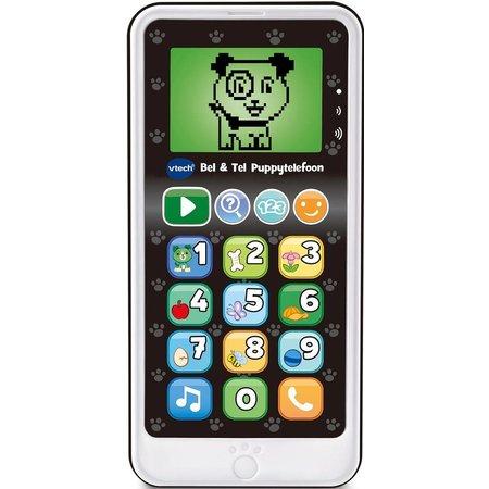 VTech Bel & tel Puppytelefoon Vtech: 18+ mnd