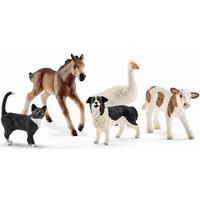 Schleich Dierenset 42386 - Speelfigurenset - Farm World - 13,5 x 4,5 x 30 cm