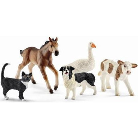 Schleich Farm Life dieren set Schleich