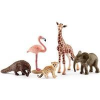 Schleich Schleich Wild Life dieren set 42388 - Speelfigurenset - Wild Life - 13,5 x 4,5 x 30 cm