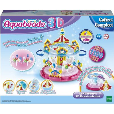 Aquabeads Draaimolenset 3d Aquabeads