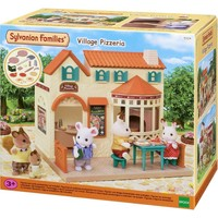 Pizza dorp Sylvanian Families