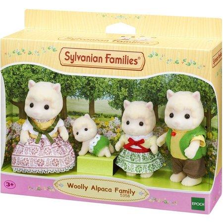 Sylvanian Families Familie Alpaca Sylvanian Families