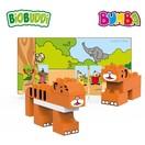 Bumba Bumba en de wilde dieren BiOBUDDi