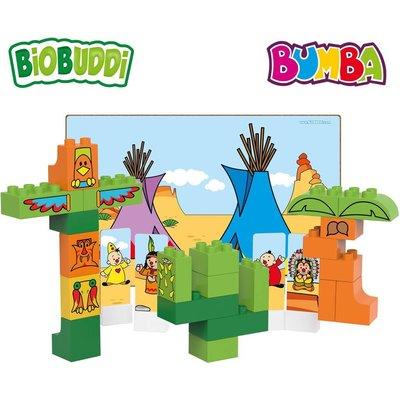 Bumba Bumba in de far west BiOBUDDi
