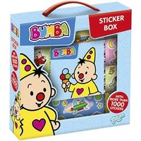 Sticker box Bumba ToTum 1000+ stickers