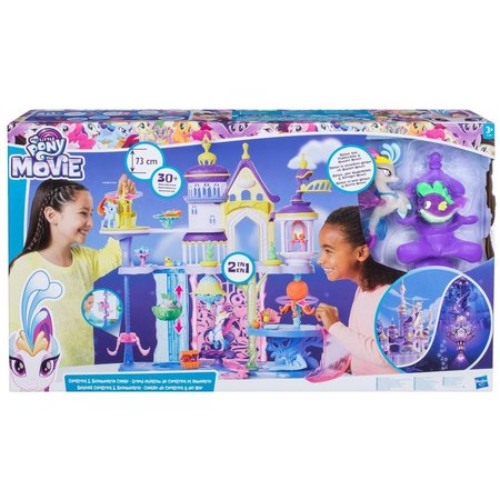 My Little Pony Canterlot en Seaquestria speelset My Little Pony