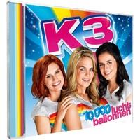 K3 CD 10.000 luchtballonnen