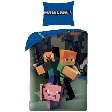 Minecraft Dekbed Minecraft