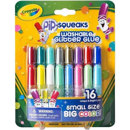 Crayola Glitterlijm Crayola set van 16