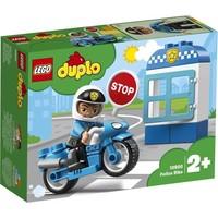 Politiemotor Lego Duplo