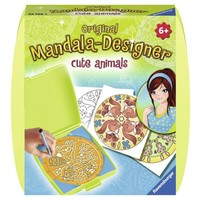 Mandala Designer Mini: Cute Animals