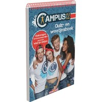 Boek Campus 12 Quiz- en weetjesboek