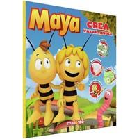 Crea vakantieboek Maya