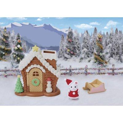 Sylvanian Families Kerst set Sylvanian Families